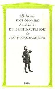 Deedr.fr Le fameux dictionnaire des chansons d'hier et d'autrefois Image