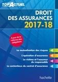 Jean-François Carlot - Top'Actuel Droit des assurances 2017-2018.