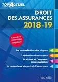 Jean-François Carlot - Top'Actuel Droit des assurances 2018-2019.