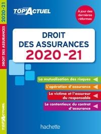 Jean-François Carlot - Top'Actuel Droit des assurances 2020-2021.