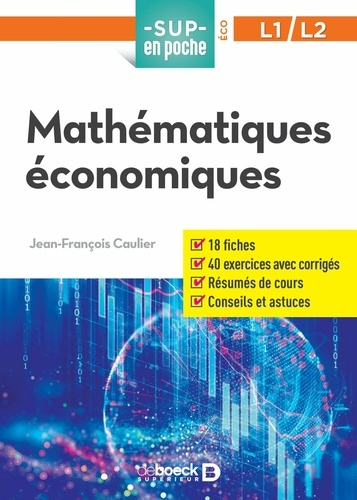 Mathématiques économiques