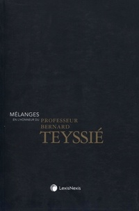 Jean-François Cesaro et Arnaud Martinon - Mélanges en l'honneur du professeur Bernard Teyssié.