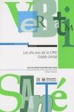 Jean-François Chadelat - Les dix ans de la CMU (1999-2009) - Actes du colloque organisé par le fonds de financement de la CMU et la chairesantédeSciences Po le 8 septembre 2009.