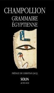 Grammaire égyptienne.pdf