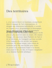 Jean-François Chevrier - Des territoires.