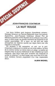 Jean-François Coatmeur - La Nuit rouge.