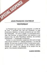 Jean-François Coatmeur - Yesterday.