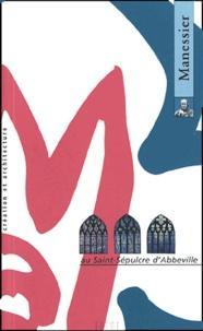Openwetlab.it Alfred Manessier au Saint-Sépulcre d'Abbeville Image