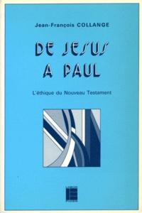 Jean-François Collange - DE JESUS A PAUL.