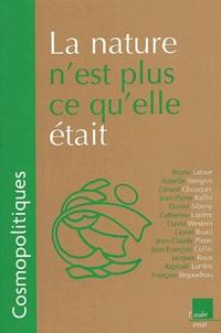 Cosmopolitiques N° 1 : La nature nest plus ce quelle était.pdf