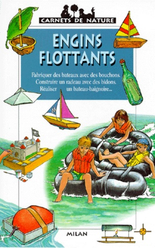 Jean-François Collinot - Engins flottants.