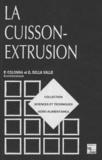 Jean-François Colonna et  Della Valle - La cuisson-extrusion.