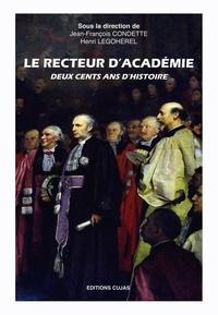 Histoiresdenlire.be Le recteur d'Académie - Deux cents ans d'histoire Image