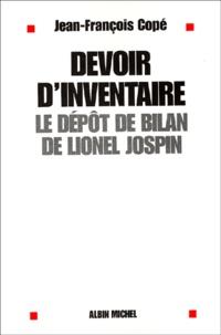 Jean-François Copé - .