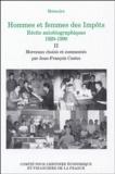 Jean-François Costes - Hommes et femmes des Impôts, récits autobiographiques, 1920-1990 - Volume 2, Des régies financières à la Direction Générale des Impôts.