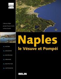 Jean-François Coulais et Pierre Gentelle - Naples - Le Vésuve et Pompéi.