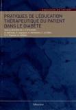 Jean-François d' Ivernois - Pratiques de l'éducation thérapeutique du patient dans le diabète.