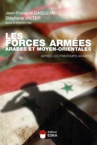Les forces armées arabes et moyen-orientales - (Après les printemps arabes).pdf