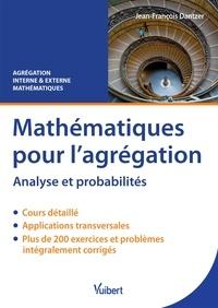 Deedr.fr Mathématiques pour l'agrégation - Analyse et probabilités Image