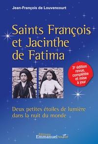 Jean-François de Louvencourt - Saints François et Jacinthe de Fatima - Deux petites étoiles de lumière dans la nuit du monde.