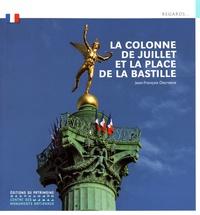 La Colonne de Juillet et la place de la Bastille - Jean-François Decraene  