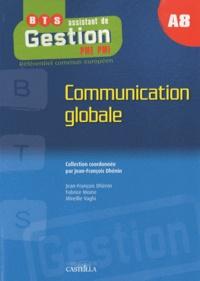 Jean-François Dhénin - Communication globale BTS assistant de gestion PME-PMI A8.