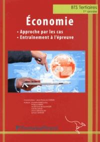 Jean-François Dhénin - Economie BTS tertiaires 1re année.