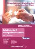 Jean-François Dhénin et Christèle Gillet - Relation client et négociation-vente bloc 1 BTS NDRC.