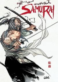 Jean-François Di Giorgio et Frédéric Genêt - Samurai  : Coffret 2 volumes - Tome 5, L'île sans nom ; Tome 6, Shobei.