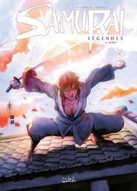 Nouvelle version ebooks téléchargement gratuit Samurai Légendes Tome 6 9782302077560  par Jean-François Di Giorgio, Cristina Mormile