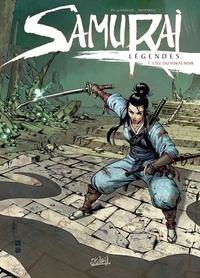 Jean-François Di Giorgio et Cristina Mormile - Samurai Légendes Tome 7 : L'île du yokaï noir.