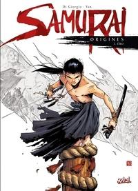 Jean-François Di Giorgio et  Vax - Samurai Origines Tome 3 : Eïko.
