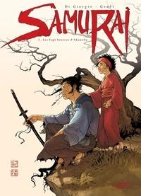 Jean-François Di Giorgio et Frédéric Genêt - Samurai Tome 2 : Les Sept Sources d'Akanobu.