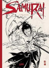 Jean-François Di Giorgio et Frédéric Genêt - Samurai Tome 5 : L'île sans nom.