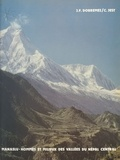 Jean-François Dobremez et Corneille Jest - Manaslu : hommes et milieux des vallées du Népal central.