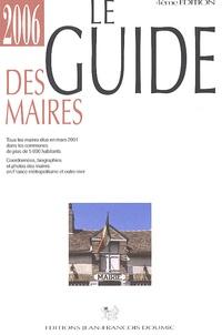Jean-François Doumic - Le guide des maires.