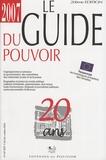 Jean-François Doumic - Le guide du pouvoir 2007.