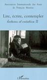 Jean-François Durand - Lire, écrire, contempler - Lectures et création II.