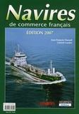 Jean-François Durand et Gérard Cornier - Navires de commerce français.