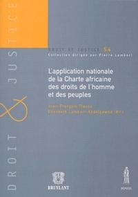 Lapplication nationale de la Charte africaine des droits de lhomme et des peuples.pdf