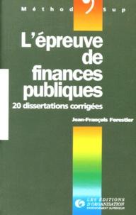 Jean-François Forestier - .