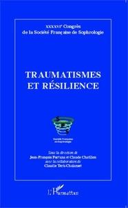 Jean-François Fortuna et Claude Chatillon - Traumatismes et résilience - 46e Congrès de la Société Française de Sophrologie.