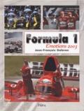 Jean-François Galeron - Formula 1 - Emotions 2003.