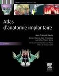 Jean-François Gaudy et Bernard Cannas - Atlas d'anatomie implantaire.