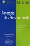Jean-François Guédon et Caroline Hanras - Panorama des Etats du Monde.