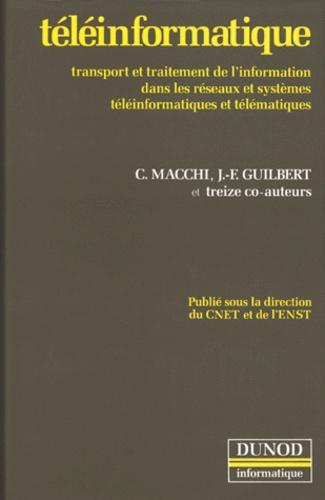 Jean-François Guilbert et César Macchi - .