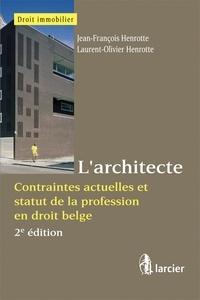 Larchitecte - Contraintes actuelles et statut de la profession en droit belge.pdf