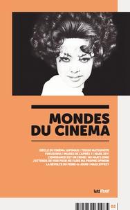 Jean-François Jeunet - Mondes du cinéma N° 2, Automne 2012 : Siècle du cinéma japonais.