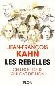 Les rebelles. Celles et ceux qui ont dit non.pdf