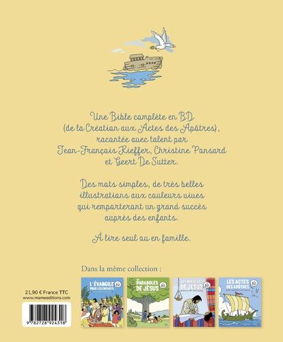 La Bible en BD pour les enfants